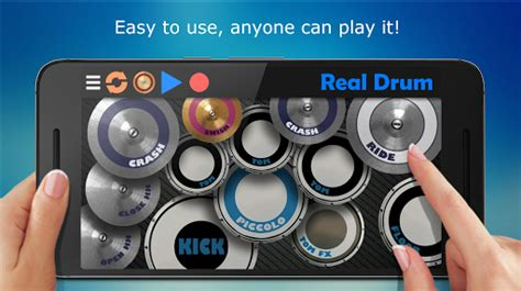 tutorial main real drum android real drum download install android apps cafe bazaar