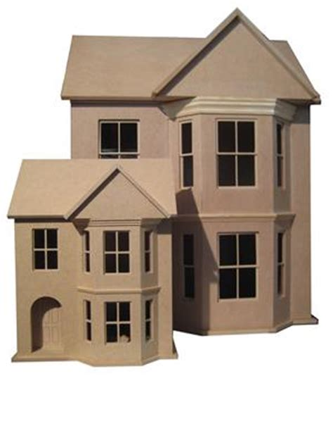 build a dolls house kit dolls house kit building and decorating project by bromley craft products