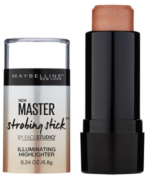 Maybelline Strobing look new maybelline master strobing stick color