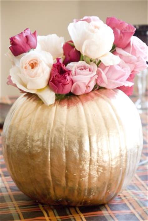 gold pumpkin centerpieces 25 best ideas about gold pumpkin on white