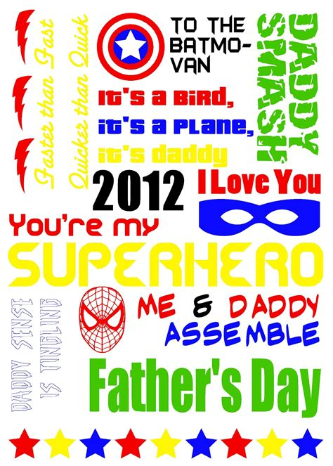 printable superhero quotes superhero dad quotes quotesgram