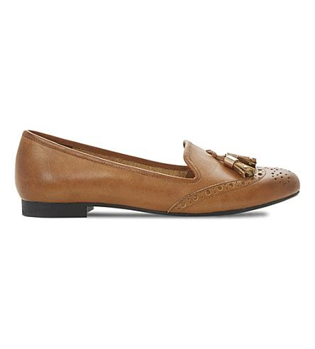 dune tassel loafers dune loki tassel leather loafers selfridges