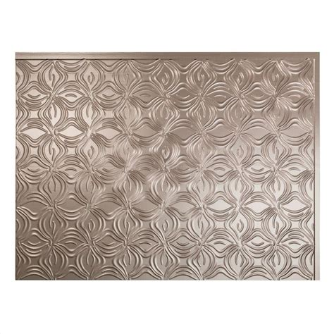 fasade 24 in x 18 in lotus pvc decorative tile