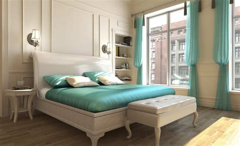 turquoise and cream bedroom cool teenager and master bedroom design ideas with