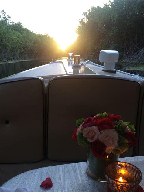 boat ride dinner romantic boat ride dinner at sunset at rosewood mayakoba