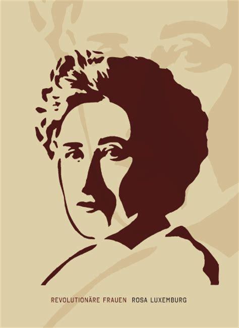 rosa a graphic biography of rosa luxemburg revolution 228 re frauen biografien und stencils edition