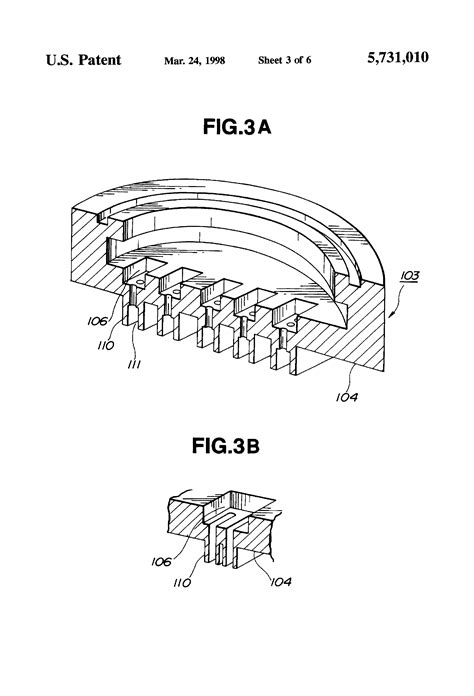 patent us5731010 spinneret for manufacturing modified