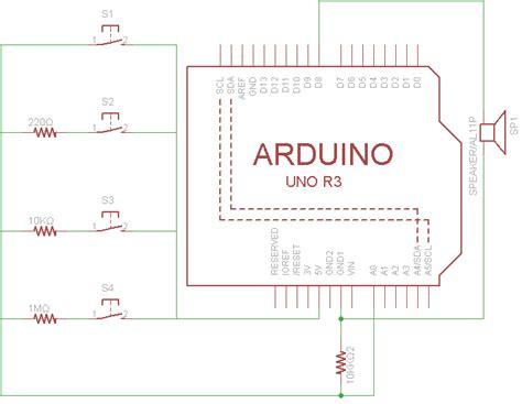 resistor ladder arduino resistor ladder 28 images ygyfreezone arduino starter kit chapter 07 and 08 arduino