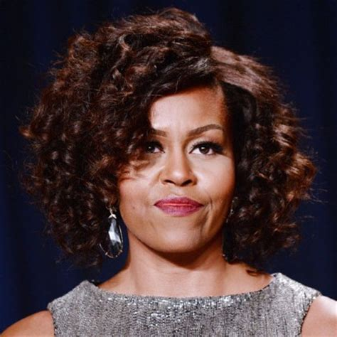 michelle obama whitney young michelle obama gives herself the curly whitney hairdo