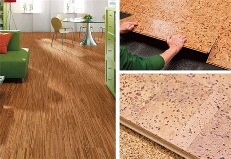 pavimento in sughero pavimento in sughero bricoportale fai da te e bricolage