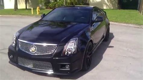 Cadillac Cts Awd For Sale by For Sale 2011 Cadillac Cts 4 V6 Awd Coupe