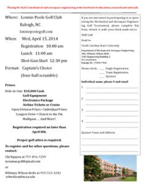 golf tournament registration template free registration form template golf tournament