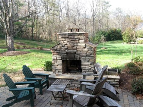 prefabricated outdoor fireplaces pin by home landscaping ideas on best shopping time
