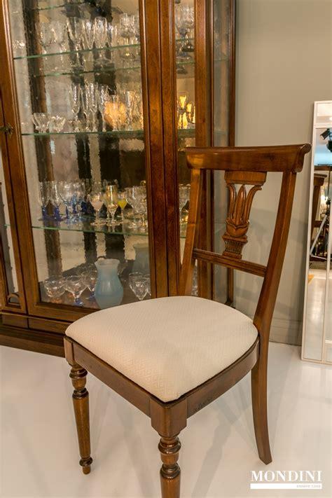 sedie classiche le fablier sala da pranzo le fablier i lauri scontata 48