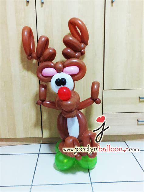 jocelyn ng professional balloon artist blog balloon sculpting singapore balloon santa