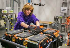 Electric Vehicle Battery Production Gm Shifts 2015 Chevy Spark Ev Battery Manufacturing To In