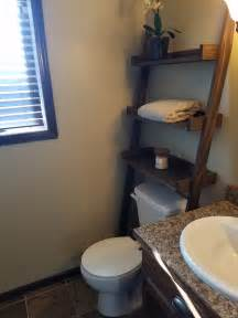 bathroom shelf toilet white leaning bathroom ladder toilet shelf