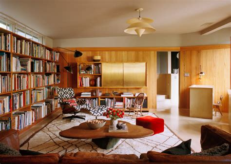 Home Office Interior Design Inspiration by Mid Century Modern Living Rooms 15 Inspired Design Ideas