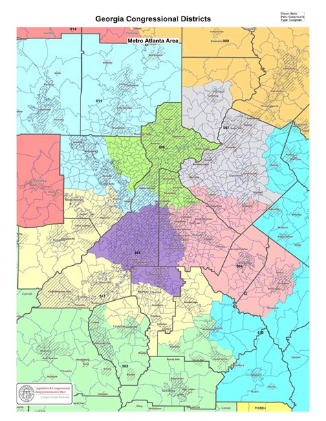 georgia state house districts georgia voting districts map bnhspine com