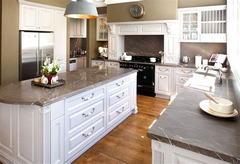 kitchen benchtop ideas defining your traditional style the kitchen design centre