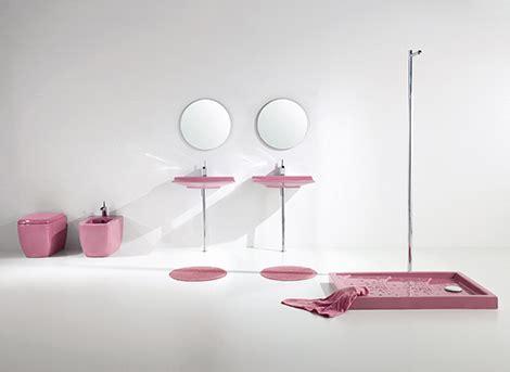 Pink Bathroom Fixtures Pink Bathroom Fixtures Lilac Bathroom Sets By Aquaplus