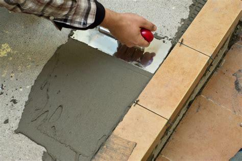 Thinset Concrete Floor   Flooring Ideas and Inspiration