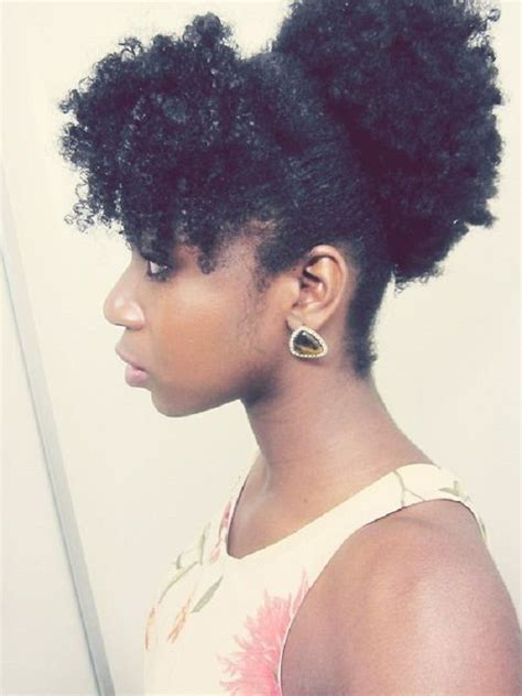 pin curl bangs 8 quick easy hairstyles on medium short natural hair