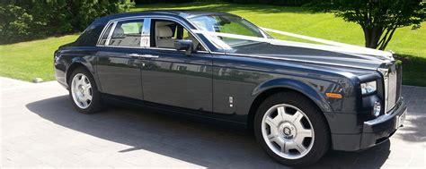 Tungsten Grey Rolls Royce Phantom