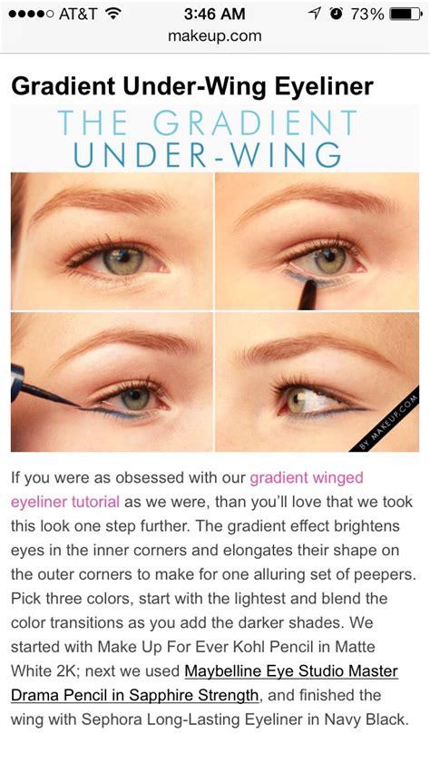 eyeliner tutorial top and bottom 3 new ways to wear bottom eyeliner trusper
