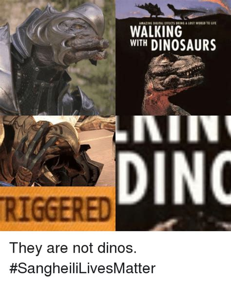 Walk The Dinosaur Meme - sizzle search dank funny memes