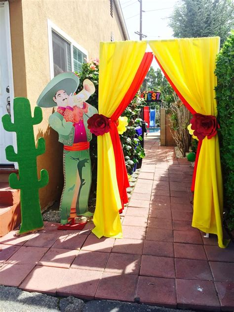 mexican theme decorations 1000 ideas about 50th birthday themes on 50th