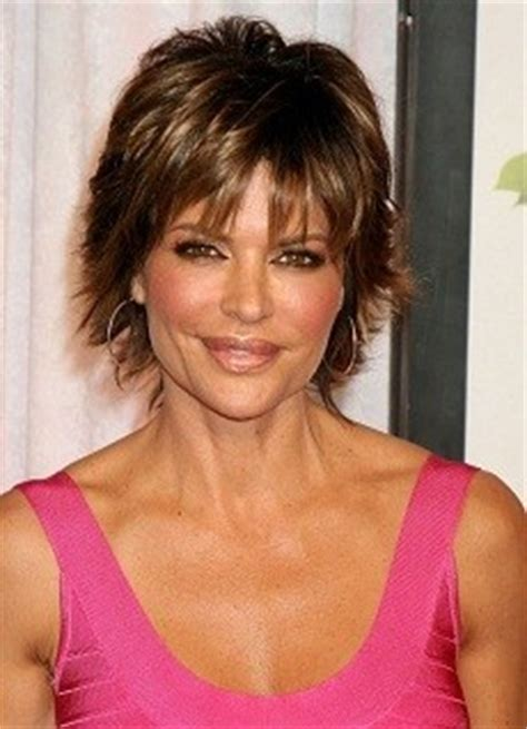what is the texture of lisa rinnas hair 39 best images about lisa rinna s new hair style on