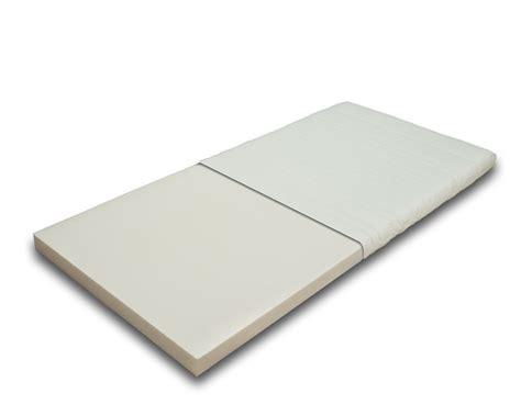 schaum matratzen matratzen topper aus atmungsaktivem biogreen schaum bezug