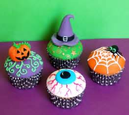 halloween party rezepte grusel muffins backen