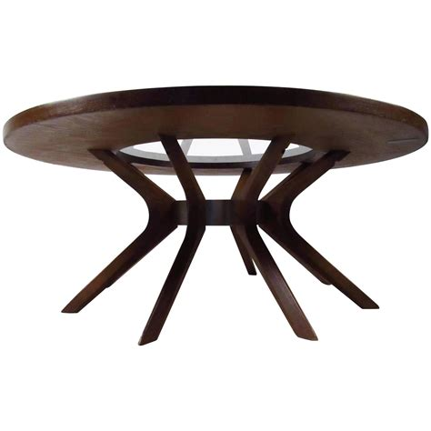 brasilia coffee table mid century modern broyhill brasilia cathedral coffee table for sale at 1stdibs