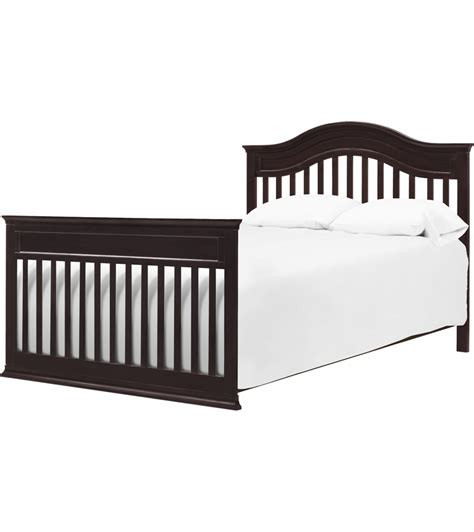 crib conversion kit babyletto brook 4 in 1 convertible crib toddler bed conversion kit java