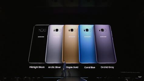 Bluemon Samsung S8plus samsung launches the galaxy s8 and s8 plus