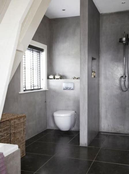 Concrete Shower Walls by Bathrooms 6 Ways With Concrete Livinghouse