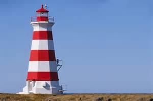 Acadian Style Nova Scotia Lighthouses