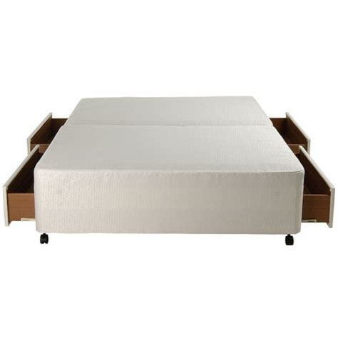king bed base 5ft king size divan bed base only in damask fabric