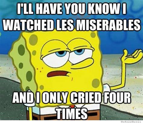 Les Memes - les miserables memes fun pins pinterest