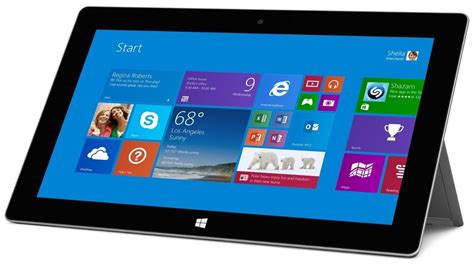 best tablets with windows 8 1 microsoft windows surface 2 windows 8 1 rt 32gb office