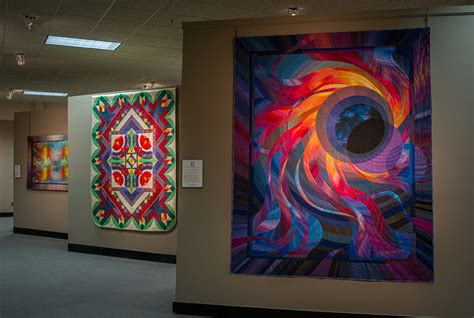 current quilt exhibits the national quilt museum
