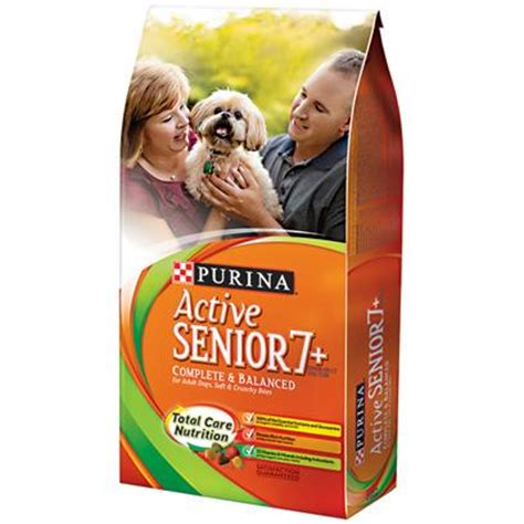 soft puppy food purina active senior 7 soft crunchy food petcarerx