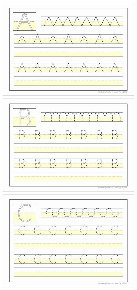 Make Your Own Handwriting Worksheets by Worksheets Make Your Own Handwriting Worksheets