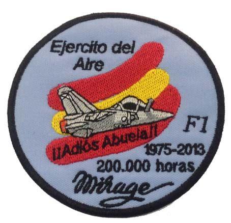 Water Escudo 20 escudo bordado f 1 adios abuela 200 000 horas mirage