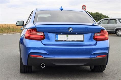 Bmw 1er Coupe M Paket Blau by Er Ist Unser Bmw 220i Coupe Sportautomatic M Paket