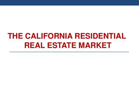 california real estate market 2013 california housing market update and san diego area