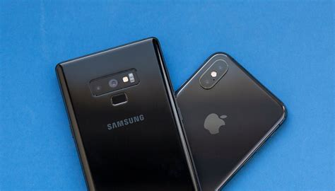 kamera vergleich iphone xs max vs galaxy note9 im blindtest androidpit
