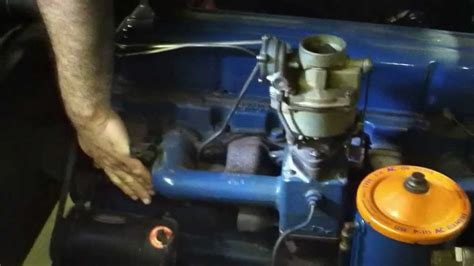 1956 chevrolet 6 cylinder motor only for sale